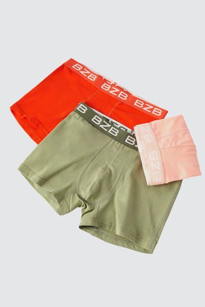Boxers unis IAB Lot*3