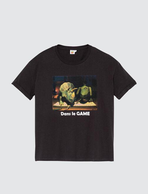 T-shirt TOY STORY T-REX femme