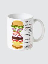Mug Commande Burger