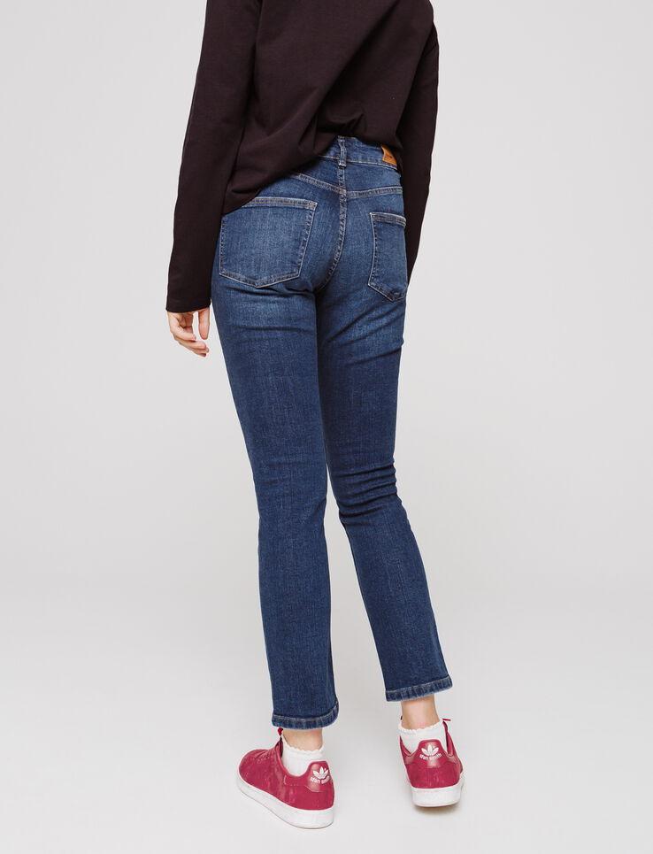 Jean slim cropped