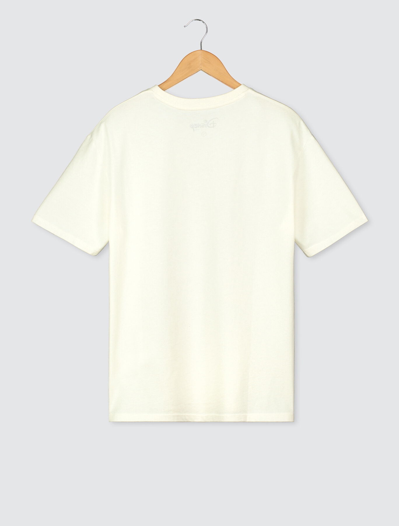 "T-shirt coton bio licence ""ARIEL"""