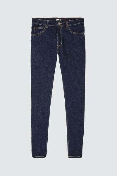Jean skinny brut