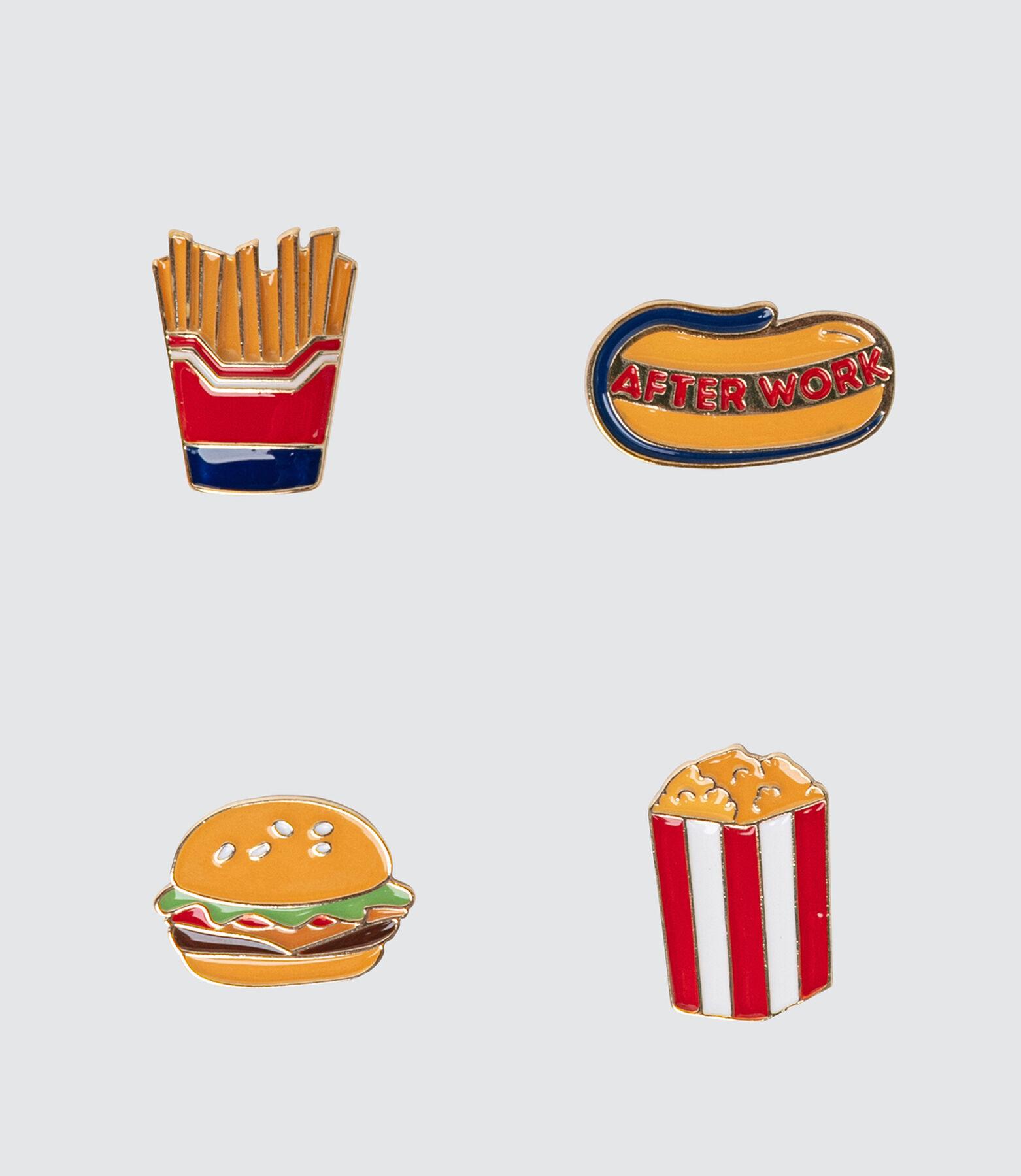 Set de Pins Food