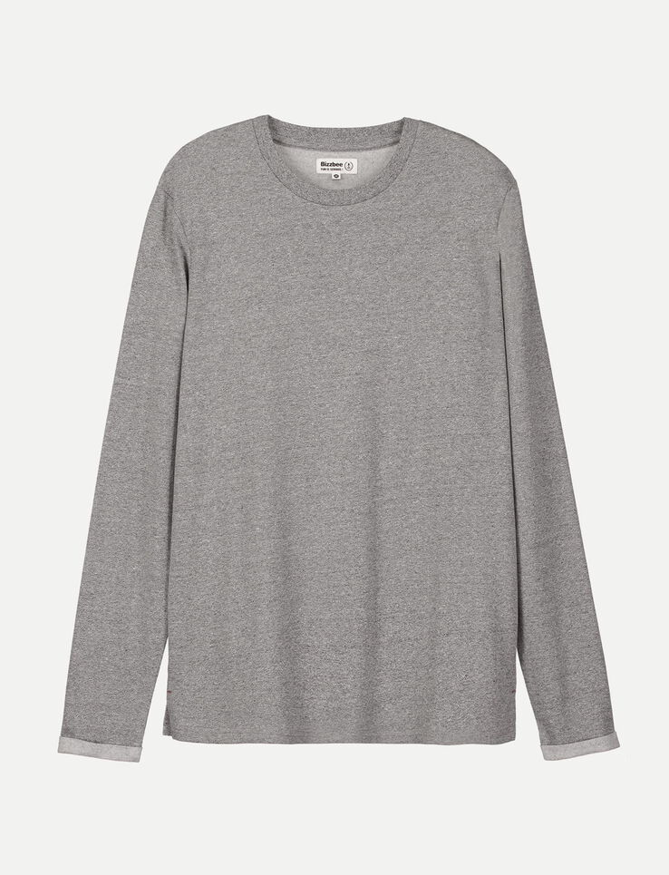 T-shirt forme sweat