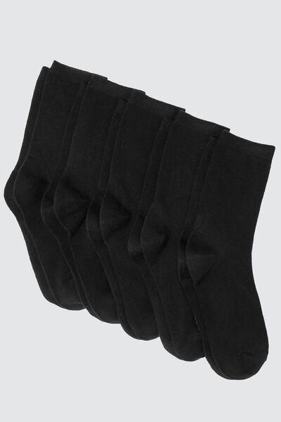 Chaussettes Bazzic en coton issu de l'agriculture