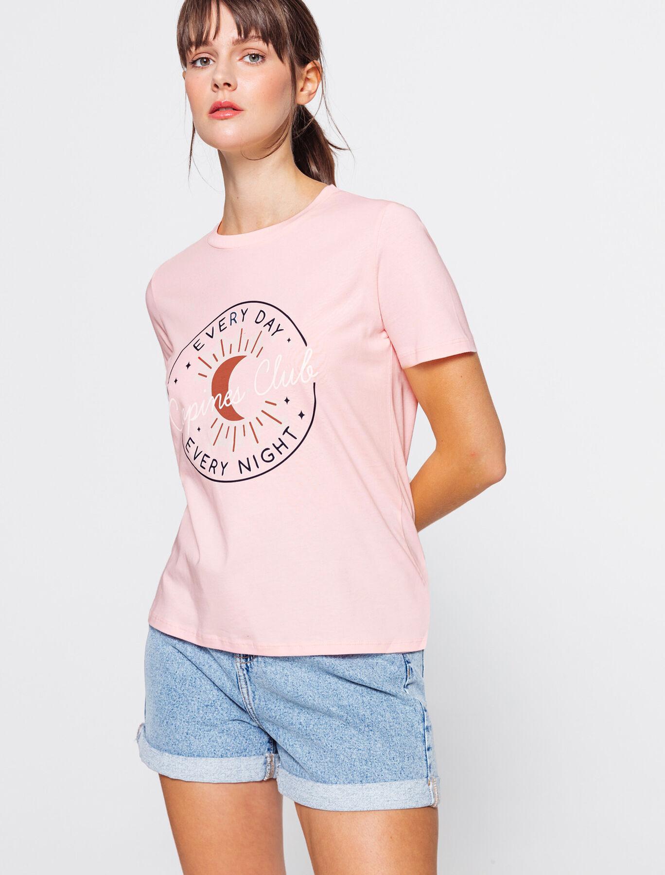 T-shirt copines club