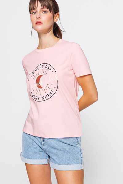 T-shirt copines club