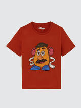 T-shirt licence Mr Patate