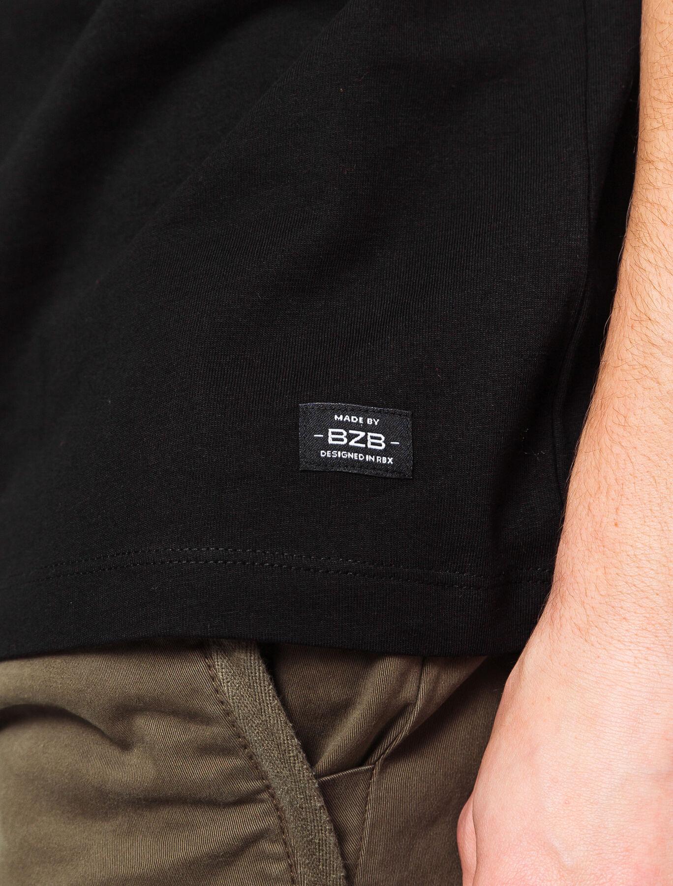 T-shirt humour drunk en coton BIO