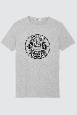 "T-shirt humour ""houblon university"""