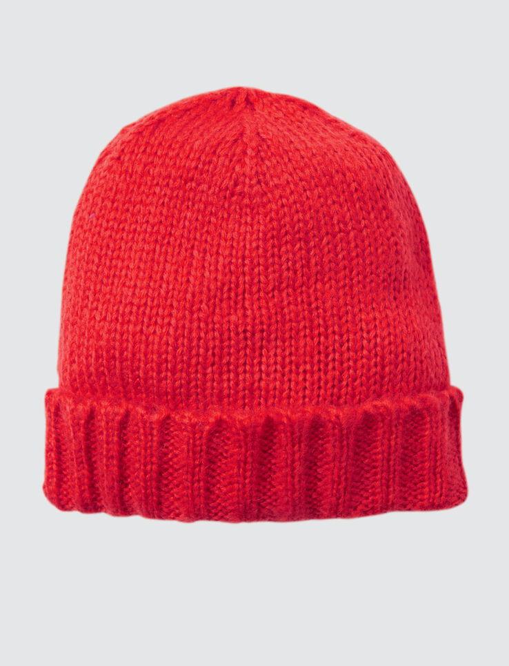 Bonnet en Tricot Coloré