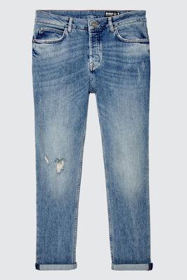 Jean slim tapered stone