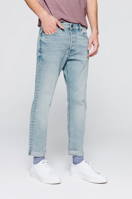 Jean straight lave vintage
