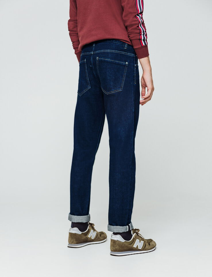 Jean selvedge coupe straight