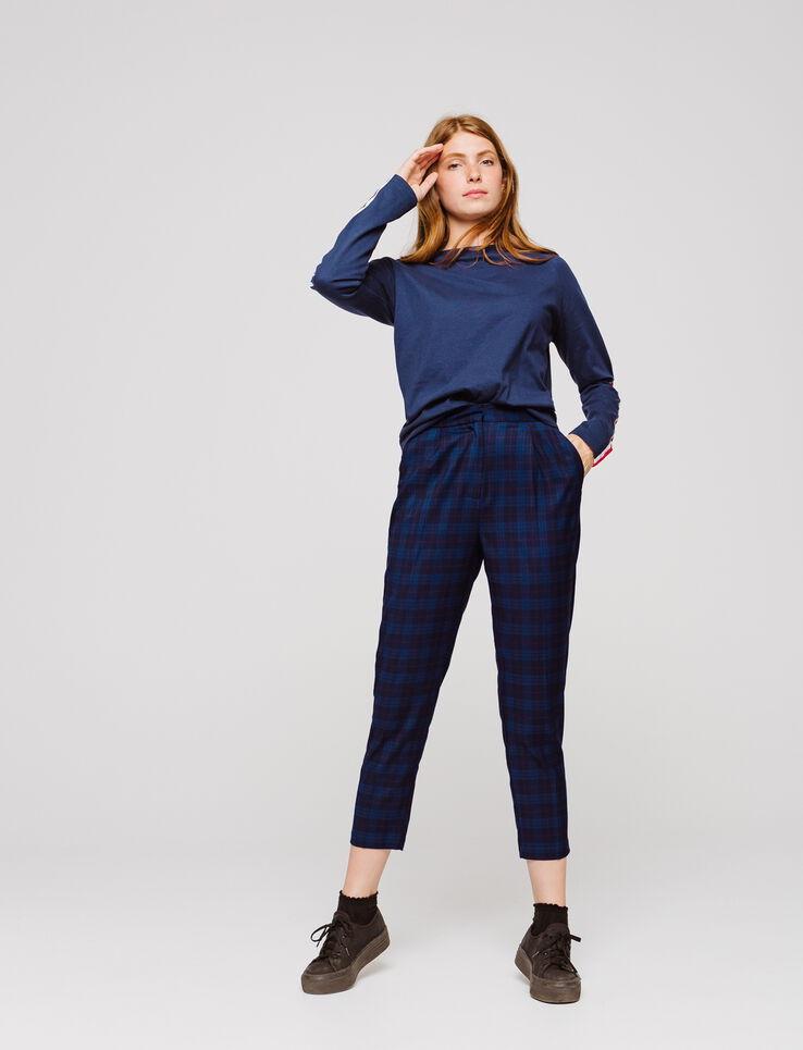 Pantalon urbain raccourci