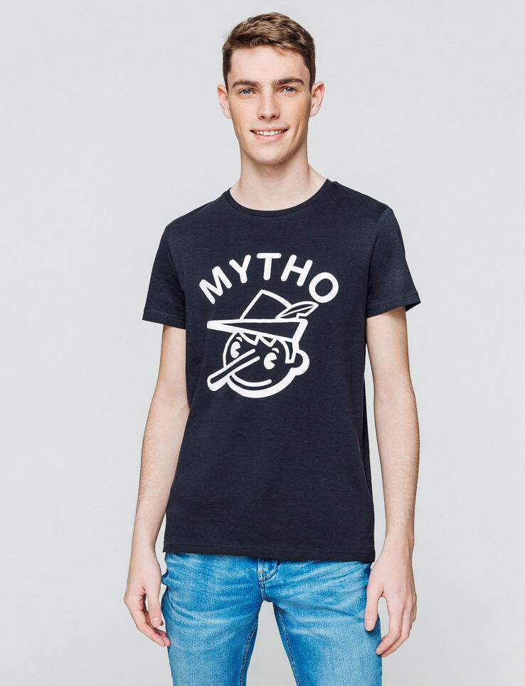 "T-shirt message ""Mytho"""