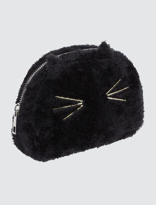 Pochette chat femme