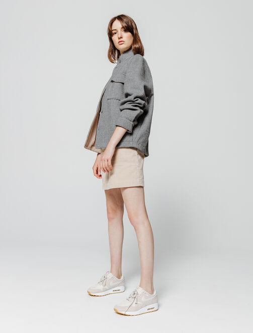 Manteau en Lainage femme