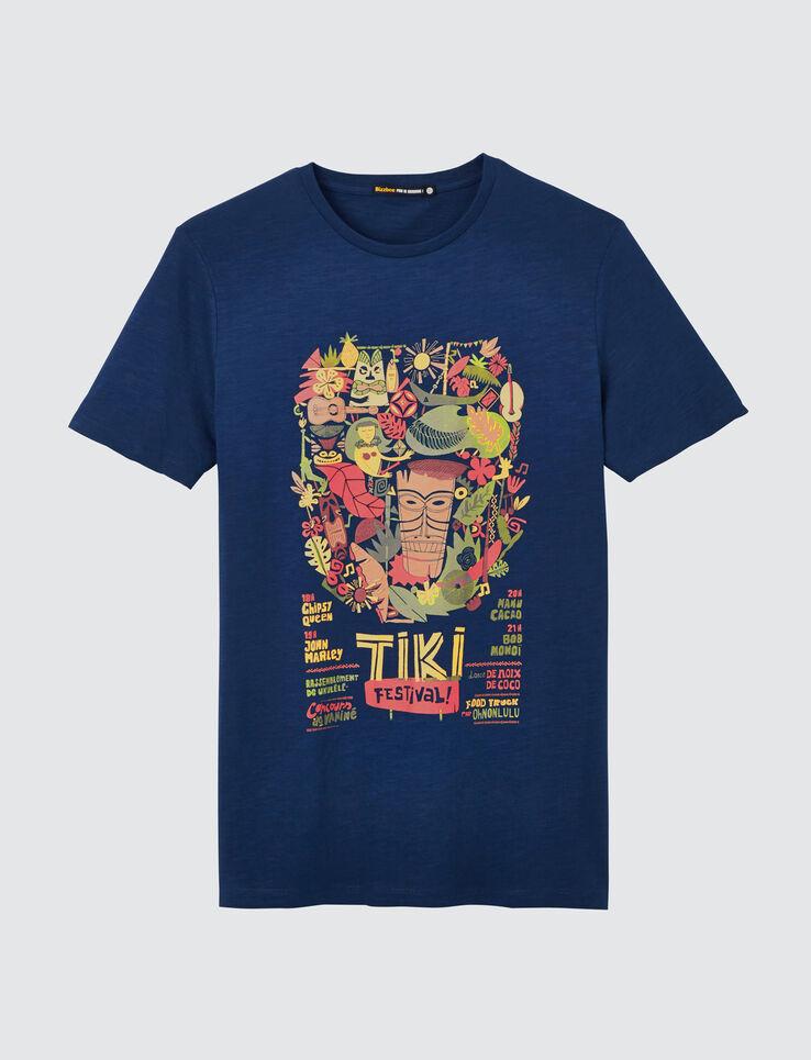 T-shirt affiche festival