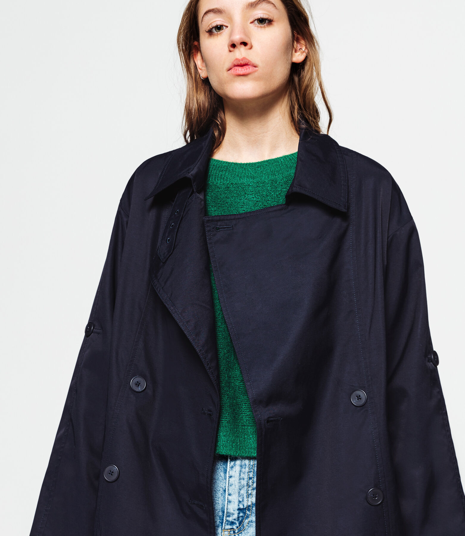 Trench Oversize