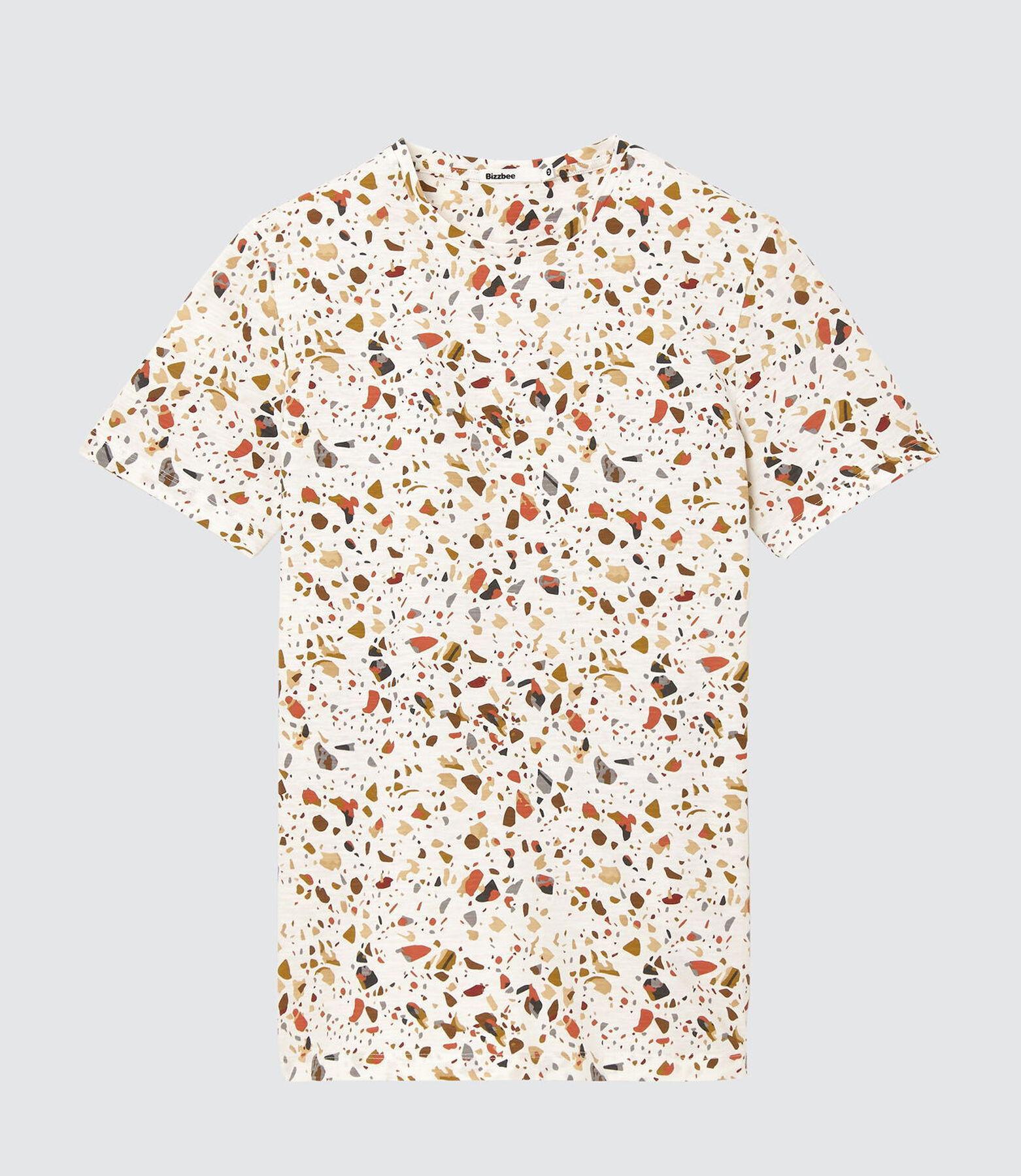 "T-shirt imprimé ""Terrazzo"""
