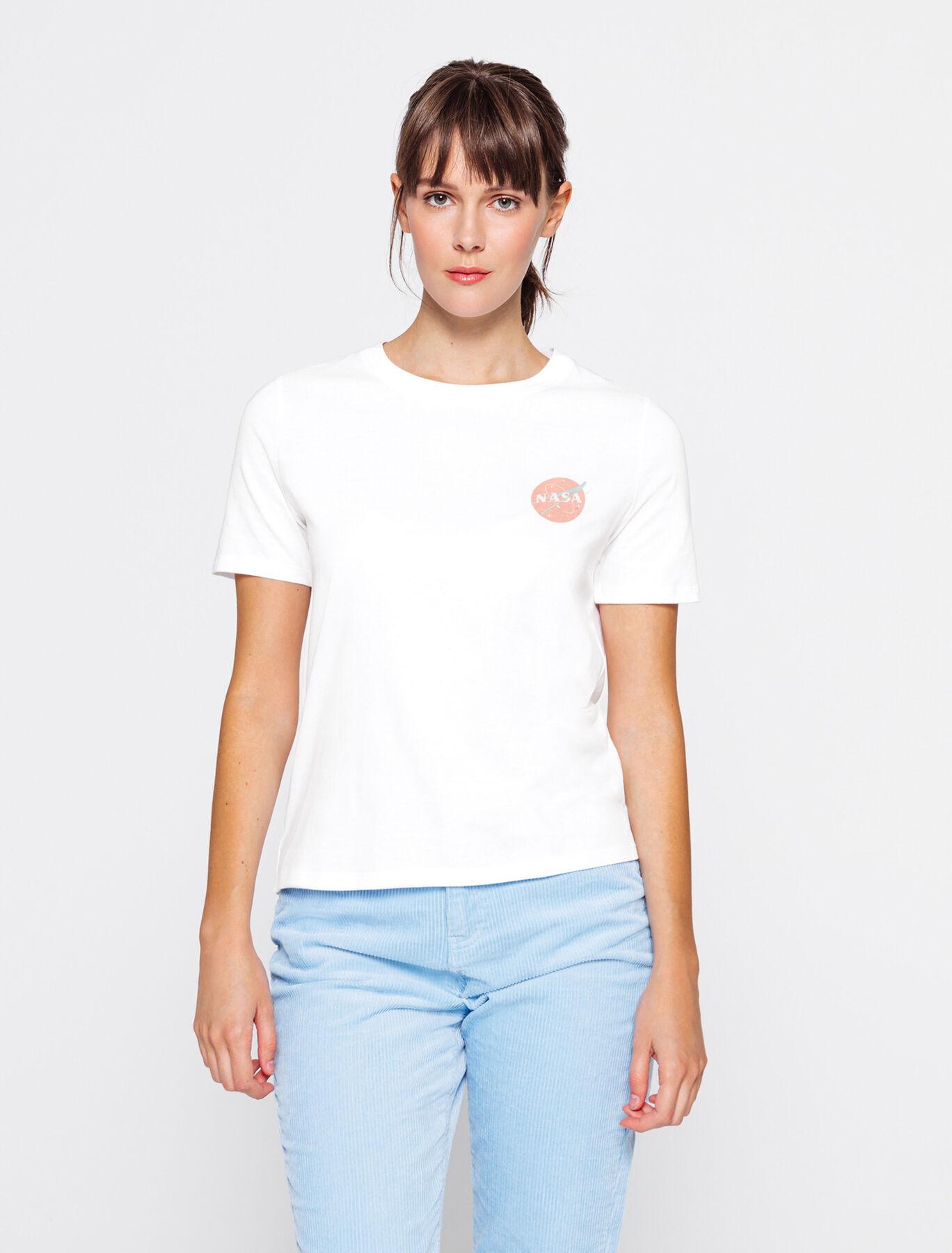 T-shirt licence NASA