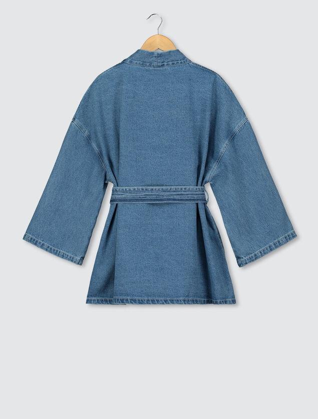 Kimono Denim