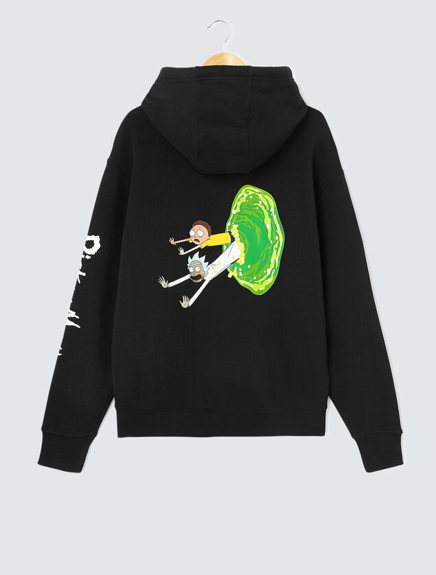 Sweat RICK AND MORTY