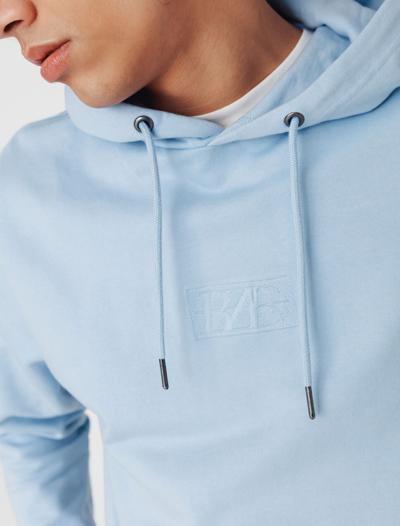 Sweat loose avec broderie BZB