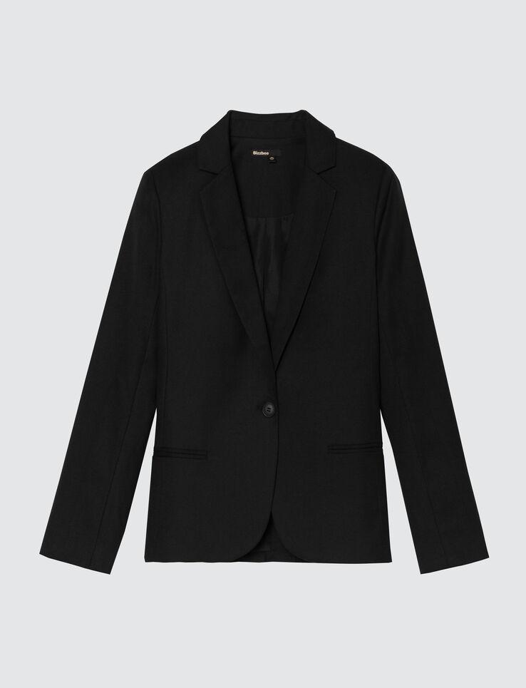 Veste tailleur longue