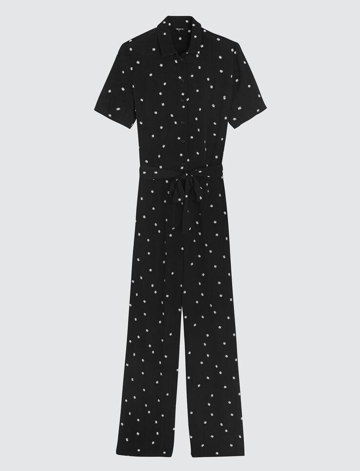 Combi-pantalon imprimée