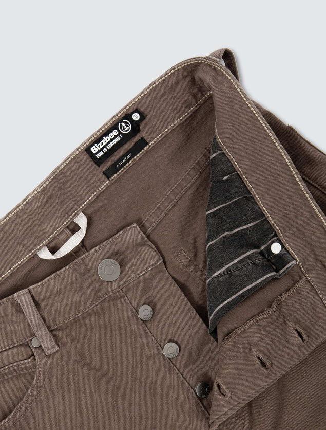 Pantalon jean couleur