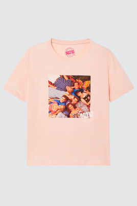 T-shirt licence Beverly Hills 90210