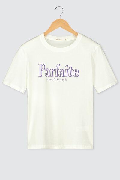 T-shirt en coton bio humour