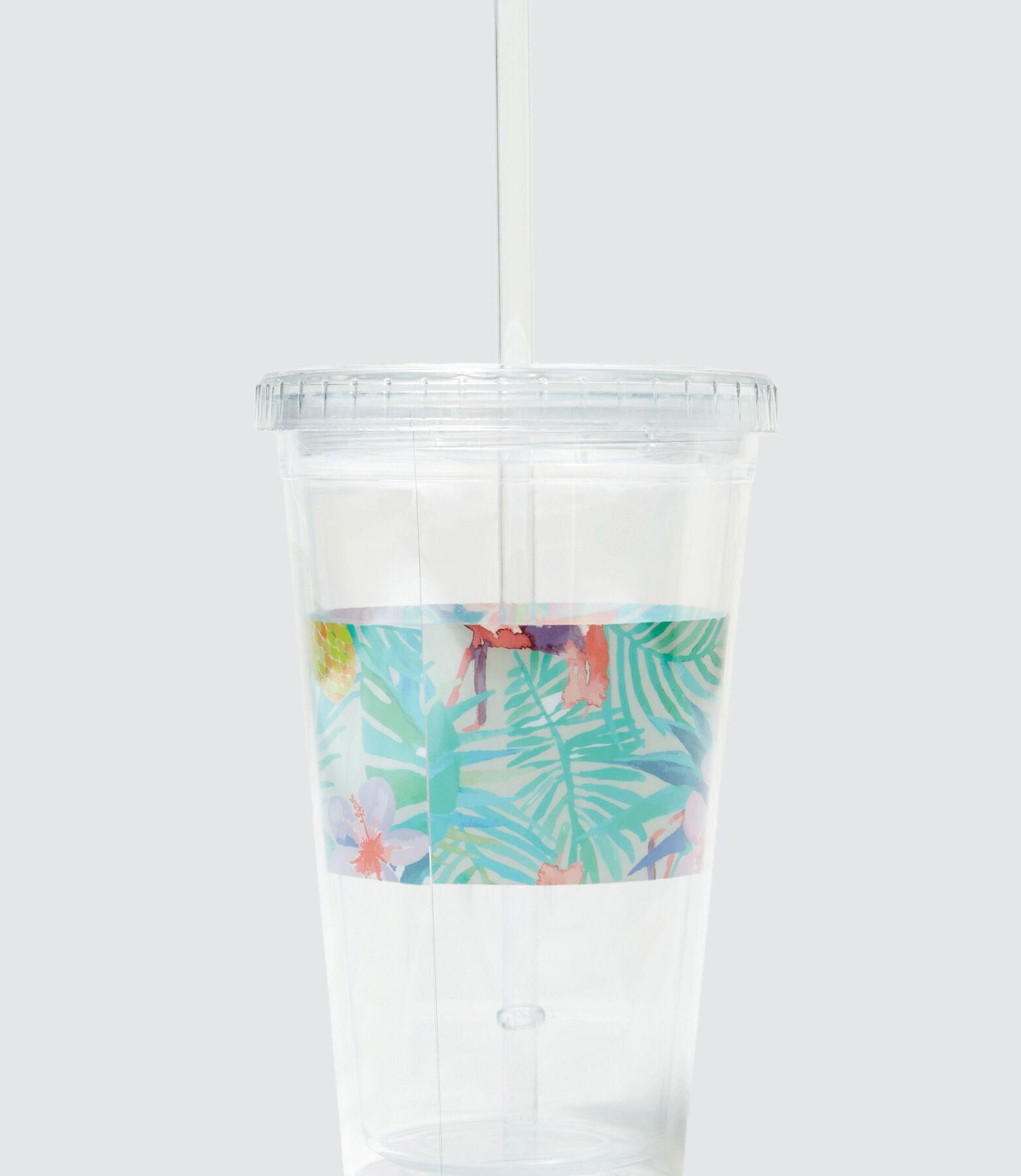 Mug Plastique Flamand Rose