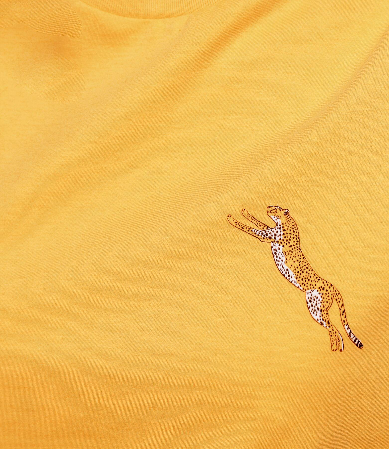 T-shirt tigre poitrine