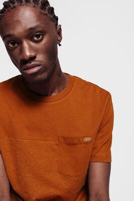 T-shirt neps colorblock