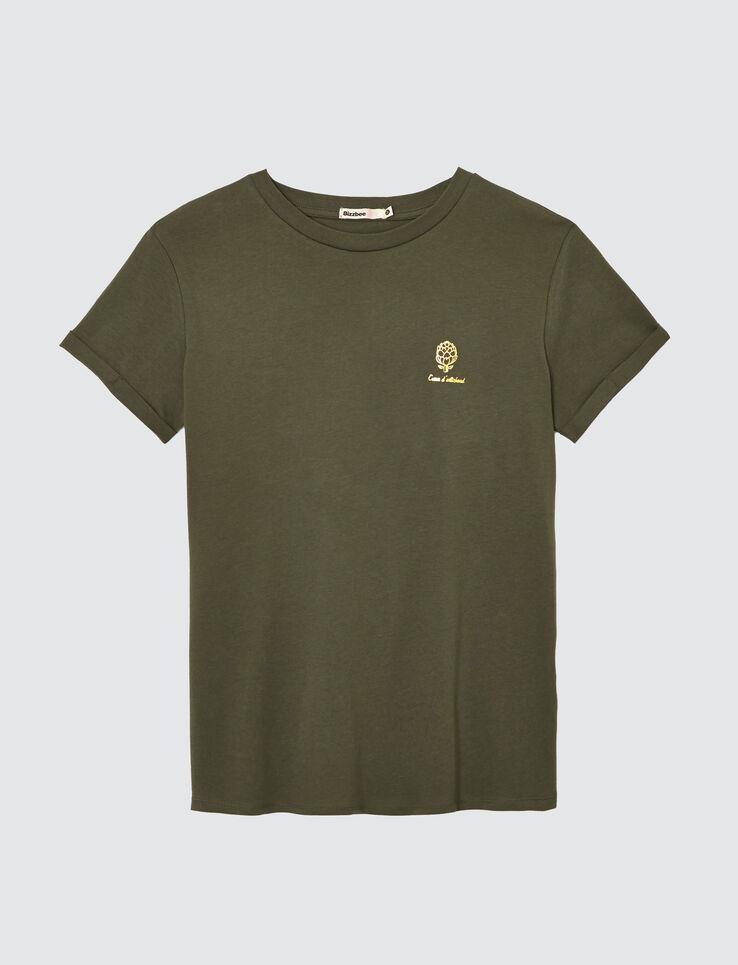 T-shirt Cœur d'artichaut