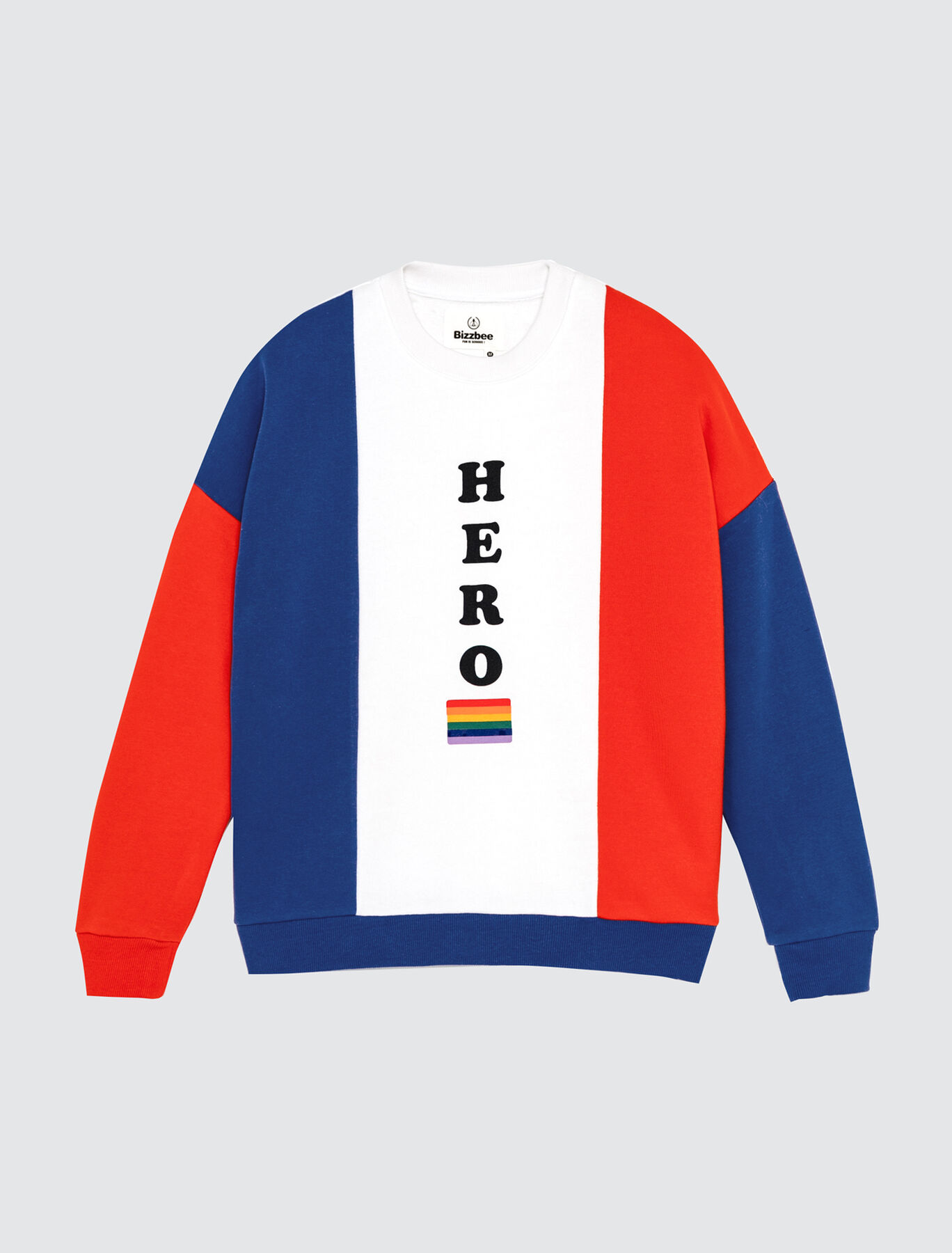 Sweat colorblock HERO