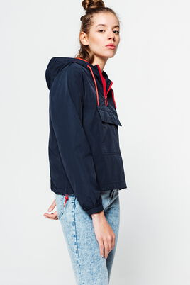 Blouson pop over