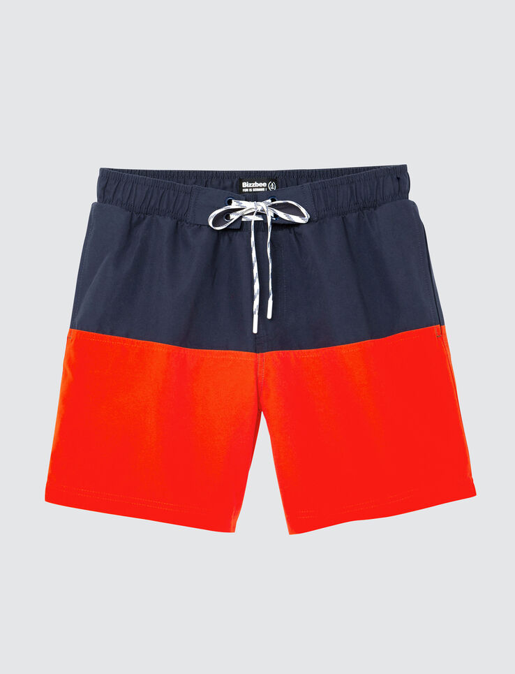 Short de Bain Colorblock