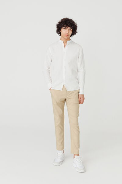Pantalon carreaux