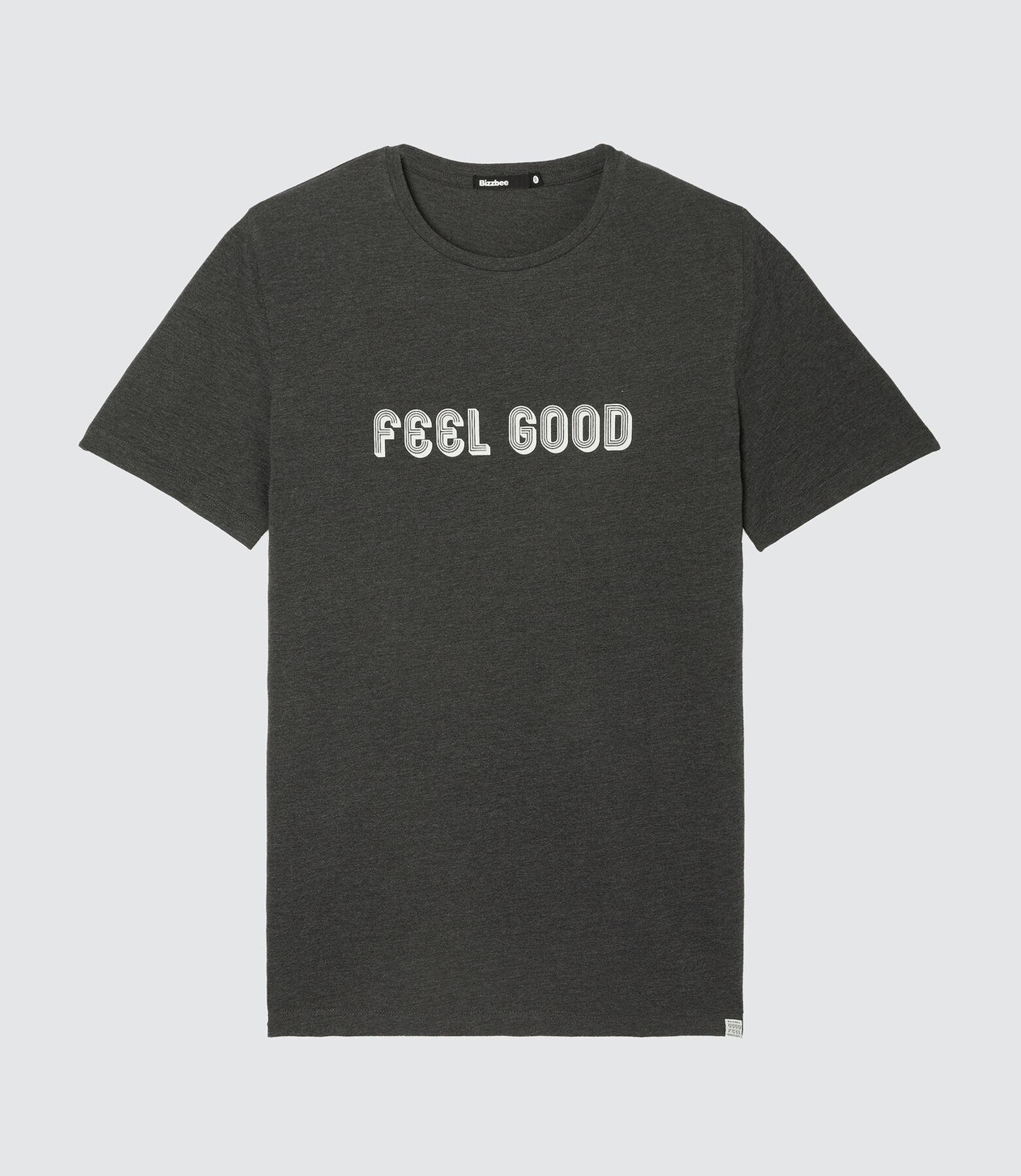 T-shirt avec print poitrine