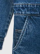Combinaison pantalon en jean