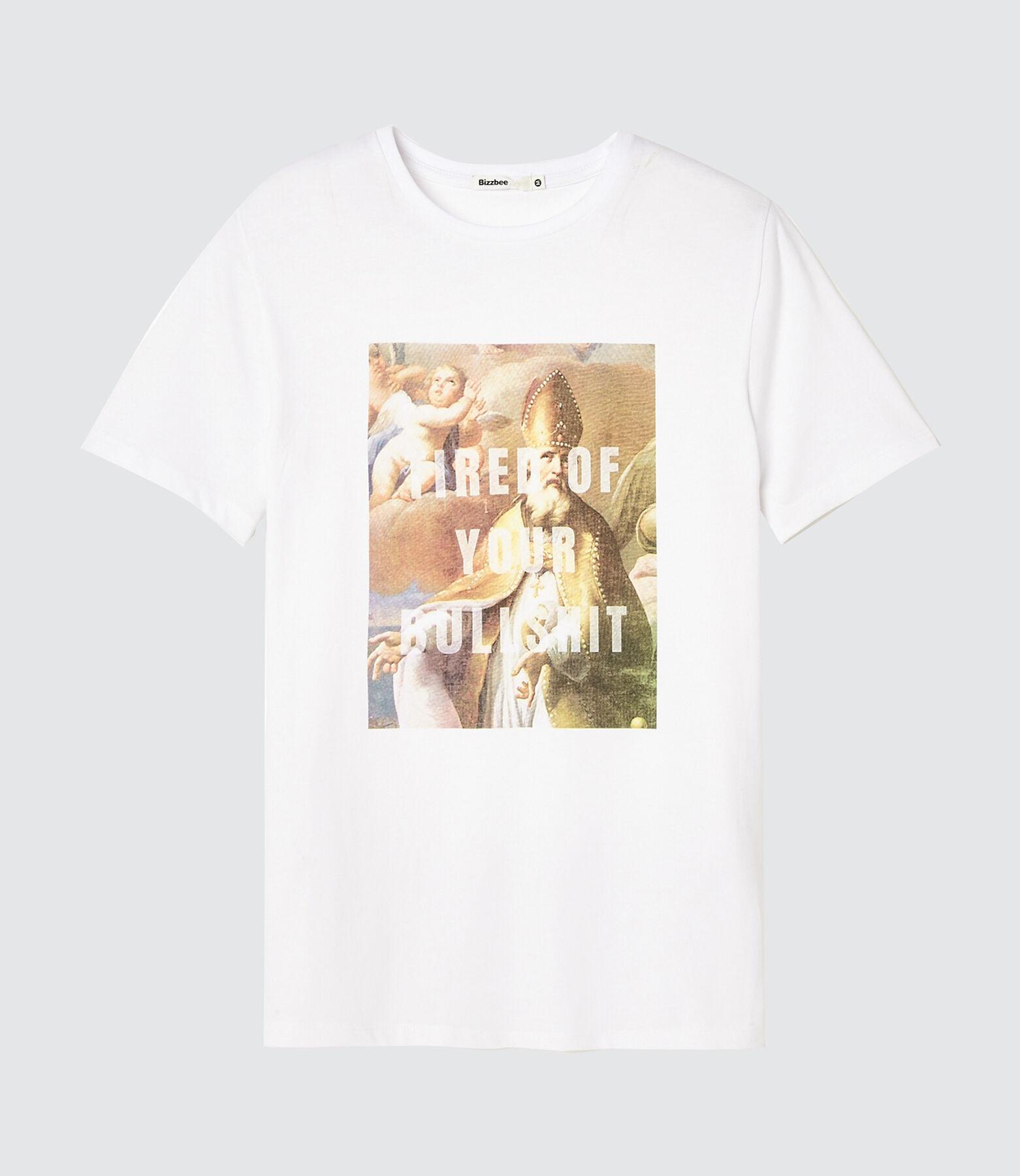 """T-shirt """"Tired of your bullshit"""""""