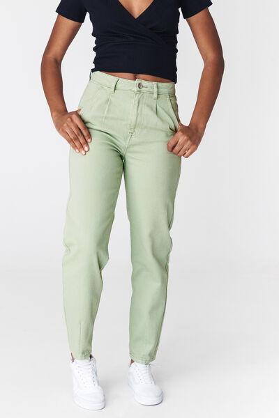 Pantalon Denim Slouchy