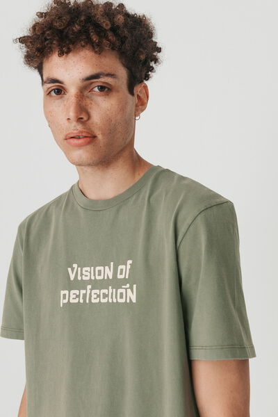 "T-shirt imprimé ""vision of perfection"""