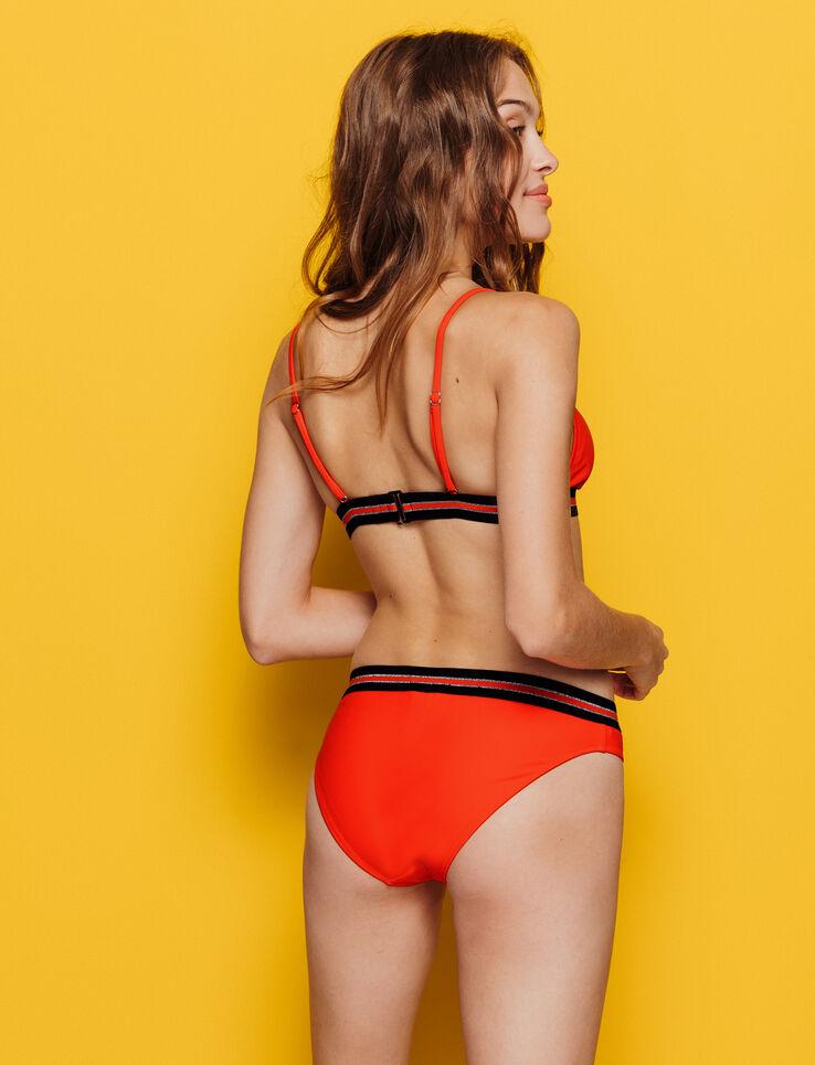 Culotte Maillot de Bain Eslastiqué Sport