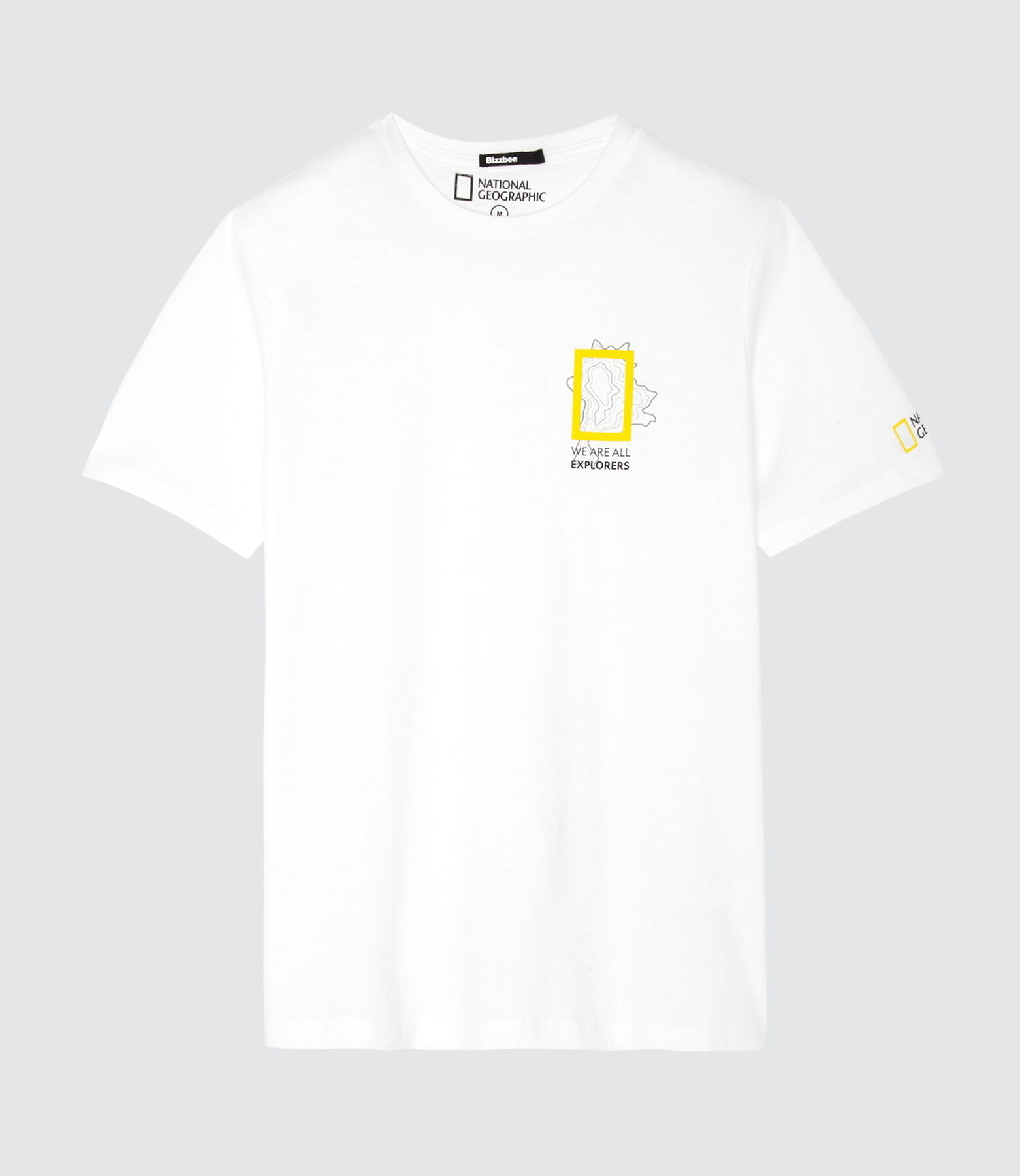T-shirt National Geographic issu de l'agriculture