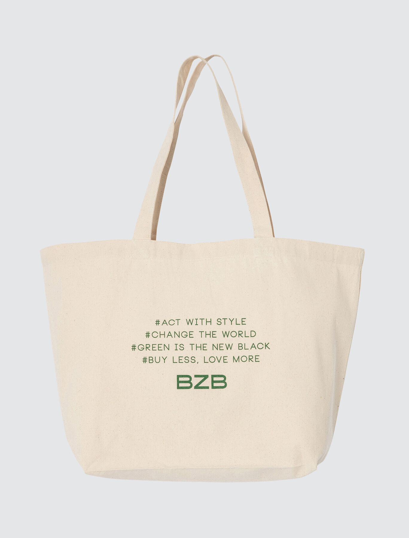 Tote bag #act for style